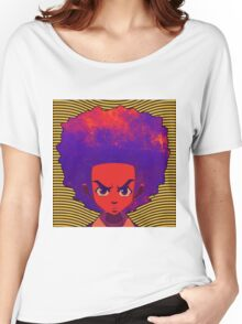 Huey Women's Relaxed Fit T-Shirt