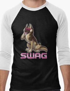 SWAG G-Shep Men's Baseball ¾ T-Shirt