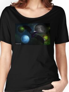 Jir'abin and Planets Women's Relaxed Fit T-Shirt