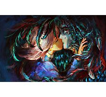 Sophia and Howl - Howl's Moving Castle Photographic Print