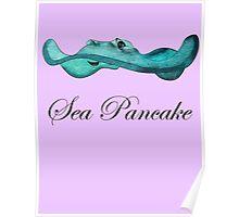 Sea Pancake  Poster