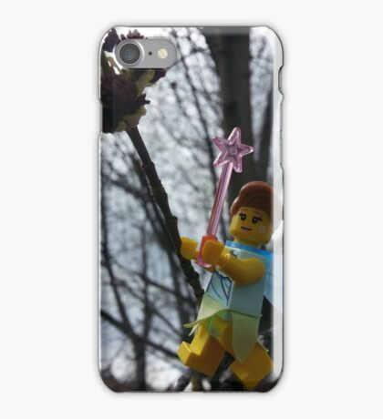 Opening the Spring Leaves iPhone Case/Skin
