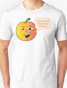 Uterine Cancer Awareness Peach T-Shirt