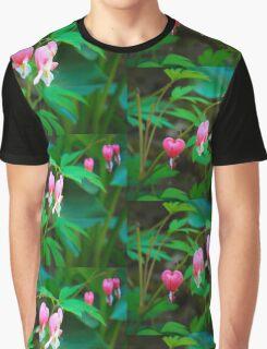 Bleeding Hearts Graphic T-Shirt