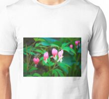 Bleeding Hearts Unisex T-Shirt