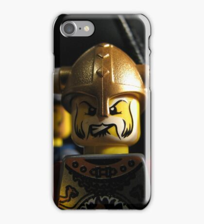 Vikings on the Rampage! iPhone Case/Skin