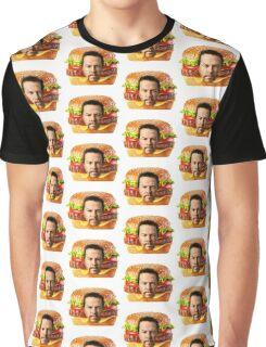 Mark Walhburger  Graphic T-Shirt