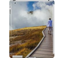 We're off to see the wizard iPad Case/Skin