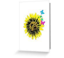 Butterflies Flutter By Greeting Card