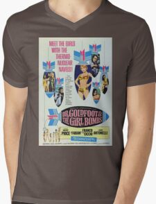 DR. Goldfoot & the girls Bombs Mens V-Neck T-Shirt