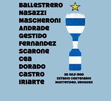 Uruguay 1930 World Cup Final Winners Unisex T-Shirt