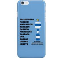 Uruguay 1930 World Cup Final Winners iPhone Case/Skin