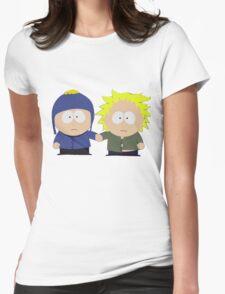 Tweek x Craig (South Park) Womens Fitted T-Shirt