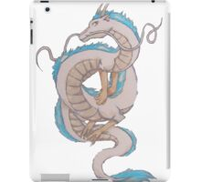 Haku - Spirited Away iPad Case/Skin