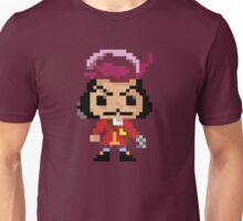 8-Bit Hook Unisex T-Shirt