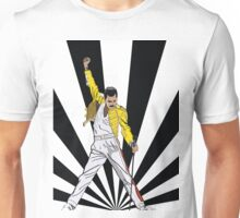 Freddie of Queen Unisex T-Shirt