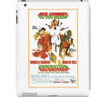 Operation Kid Brother iPad Case/Skin