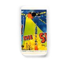 Spy in the Sky Samsung Galaxy Case/Skin