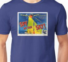 Spy in the Sky Unisex T-Shirt