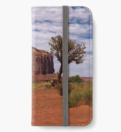 Alone I Stay iPhone Wallet