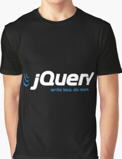 JQuery Graphic T-Shirt