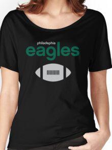 Philadelphia Eagles Women's Relaxed Fit T-Shirt