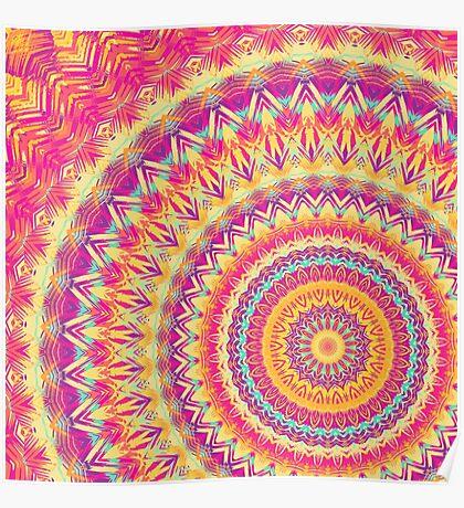 Mandala 045 Poster