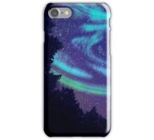 Aurora Forest iPhone Case/Skin