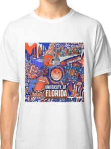 Florida Collage Classic T-Shirt