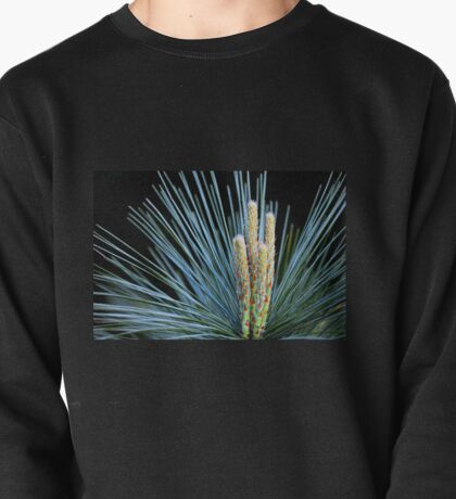 Evergreen shapes Pullover
