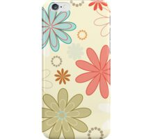 Decorative pattern background iPhone Case/Skin