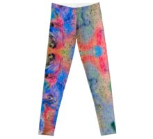 Gorgeous detailed ink design The Protector Leggings