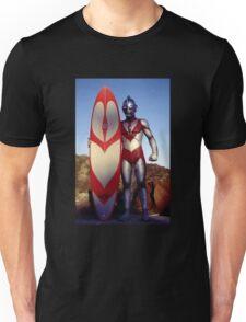 Surf Ultraman 1 Unisex T-Shirt