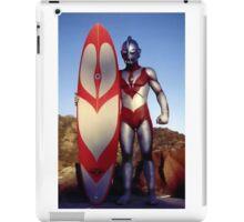 Surf Ultraman 1 iPad Case/Skin