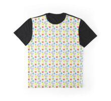 Floral & Paisley Design Graphic T-Shirt