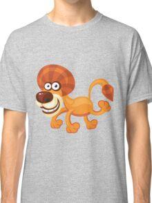 Beautiful lion walk Classic T-Shirt