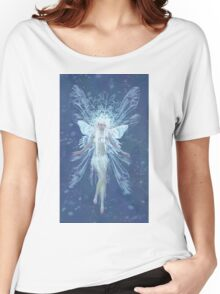 Snowflake fairy queen Women's Relaxed Fit T-Shirt