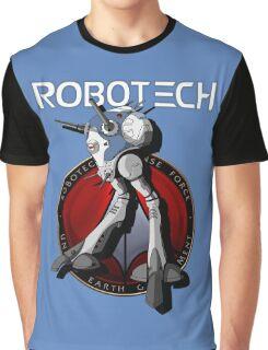 Regult Robotech macross zentradi zentran robot Graphic T-Shirt