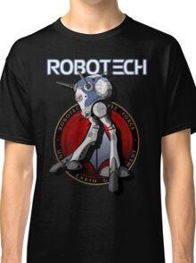 Regult Robotech macross zentradi zentran robot Classic T-Shirt