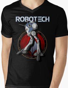 Regult Robotech macross zentradi zentran robot Mens V-Neck T-Shirt