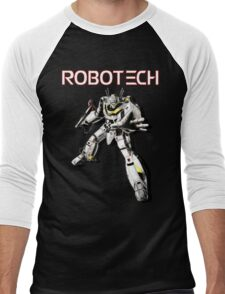 Robotech Men's Baseball ¾ T-Shirt