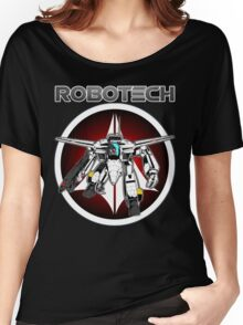 Robotech guardian Women's Relaxed Fit T-Shirt