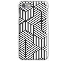 Optical illusion 1 iPhone Case/Skin