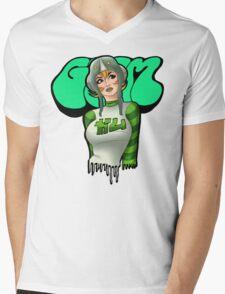 Gum JSR Mens V-Neck T-Shirt