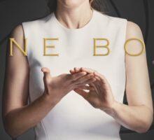 Jane Bond Sticker