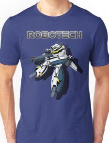 Robotech Valkyrie by Z4knafein Unisex T-Shirt