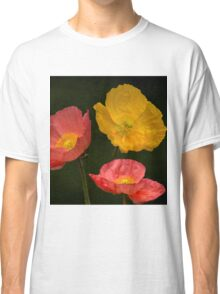 3 poppies Classic T-Shirt