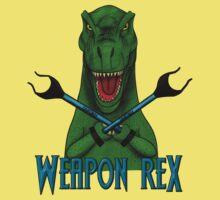 Weapon Rex Kids Clothes