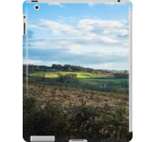 On the country iPad Case/Skin