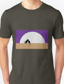 Moon cats graphic T-Shirt